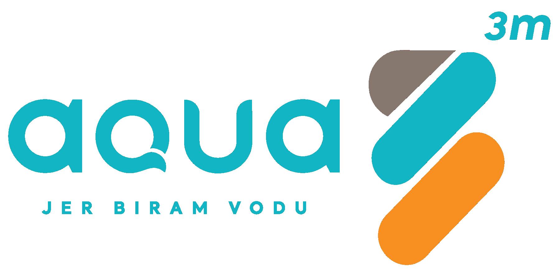 Aqua 3m logo